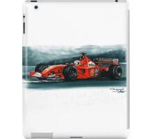 2001  Ferrari F2001 iPad Case/Skin