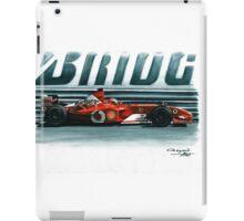 2002  Ferrari F2002 iPad Case/Skin