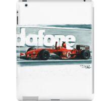 2003 Ferrari F2003-GA iPad Case/Skin