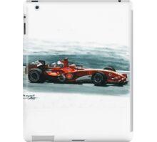 2005 Ferrari F2005 iPad Case/Skin