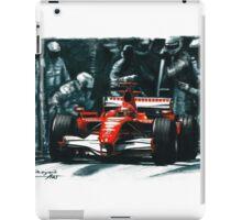 2006 Ferrari 248 F1 iPad Case/Skin