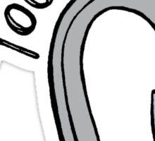 Carabiner Sticker