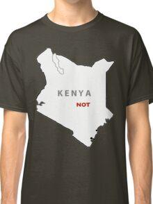 Kenya Not Classic T-Shirt