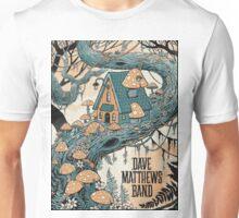 DMB, North Charleston Coliseum North Charlesto SC Unisex T-Shirt