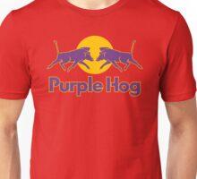 Purple Hog Unisex T-Shirt