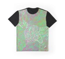Crazy Lines Graphic T-Shirt