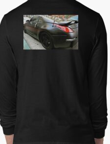 Nissan 350Z Bedliner PaintJob Long Sleeve T-Shirt