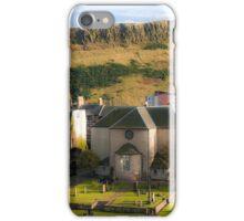 Canongate Kirk (artistic version) iPhone Case/Skin