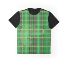 Plaid Chameleon Graphic T-Shirt