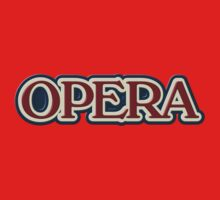 Wonderful Opera Kids Tee
