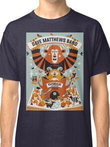 DMB The Gorge Amphitheatre George WA Classic T-Shirt