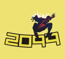 Spoder-Man 2099 Baby Tee