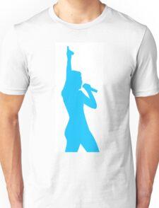 blue Halsey Unisex T-Shirt
