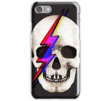 Skull David Bowie iPhone Case/Skin