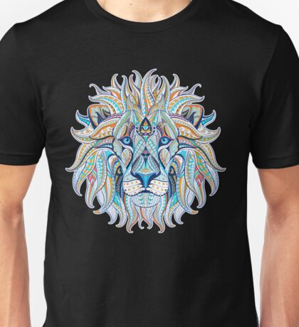 Ethnic Lion Unisex T-Shirt