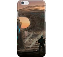 Swansea bay invaded iPhone Case/Skin