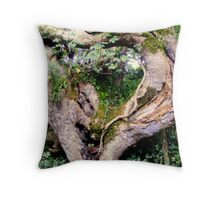 Enchanting. Throw Pillow