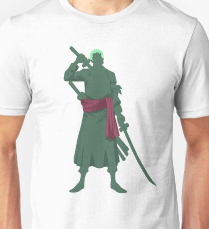 Roronoa Zoro Silhouette Unisex T-Shirt