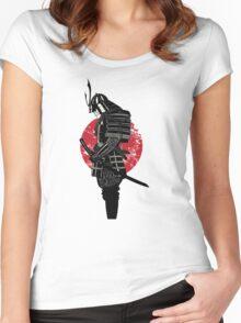 Cool Samurai Women's Fitted Scoop T-Shirt