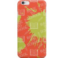 Time to study iPhone Case/Skin