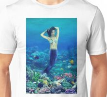 THE MERMAID RISING by Benjamin Joseph Unisex T-Shirt