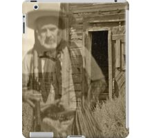 The Ghost of Uncle Jasper iPad Case/Skin