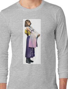 Yuna - Final Fantasy 10 Long Sleeve T-Shirt