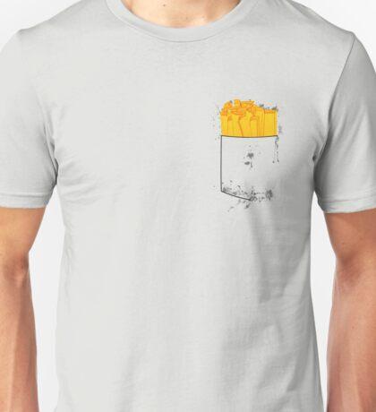 Greasy Fries Unisex T-Shirt