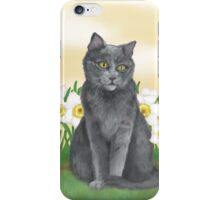 Django Amongst the Narcissus  iPhone Case/Skin