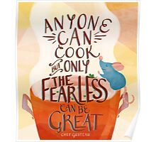 Anyone Can Cook Poster