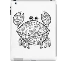 crabby  iPad Case/Skin