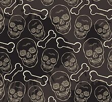 Evil skulls by AldanNi