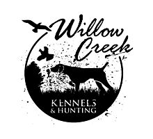 Willow Creek Kennels   Photographic Print