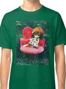 Candyce in Wonderland Classic T-Shirt