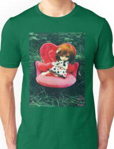 Candyce in Wonderland Unisex T-Shirt