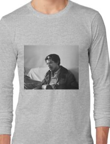 Classy Smoking Obama Long Sleeve T-Shirt