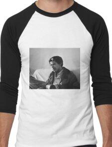 Classy Smoking Obama Men's Baseball ¾ T-Shirt