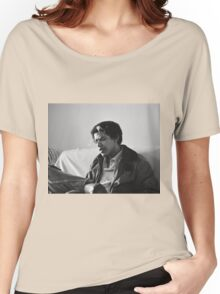 Classy Smoking Obama Women's Relaxed Fit T-Shirt
