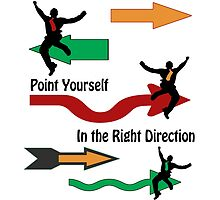 Point Yourself in the Right Direction by CarolM