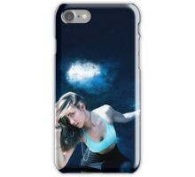 GALACTIC BURST by Benjamin Joseph iPhone Case/Skin