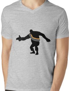 TF2 - Heavy Mens V-Neck T-Shirt