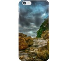 Walk into the light... iPhone Case/Skin