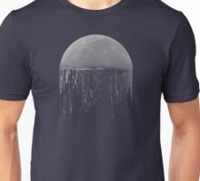 Melted Moon Unisex T-Shirt