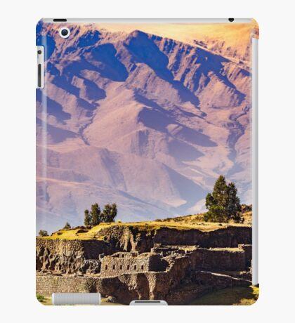 Sacred Valley Ruins iPad Case/Skin
