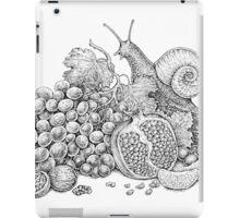 Luxury Of Autumn Textures iPad Case/Skin