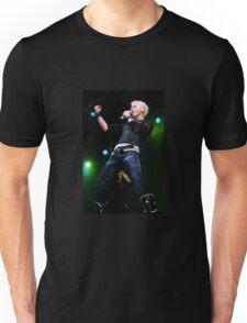 Billy Idol Live  Unisex T-Shirt