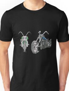 Dual cruising RH Unisex T-Shirt