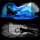 Warrior Cats: Four Elements, Four Clans by PopeyeCore1