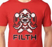 Filthy pixel DDD Unisex T-Shirt