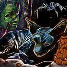Spooky Night by blacknight